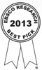 EBSCO Research 2012 Pick