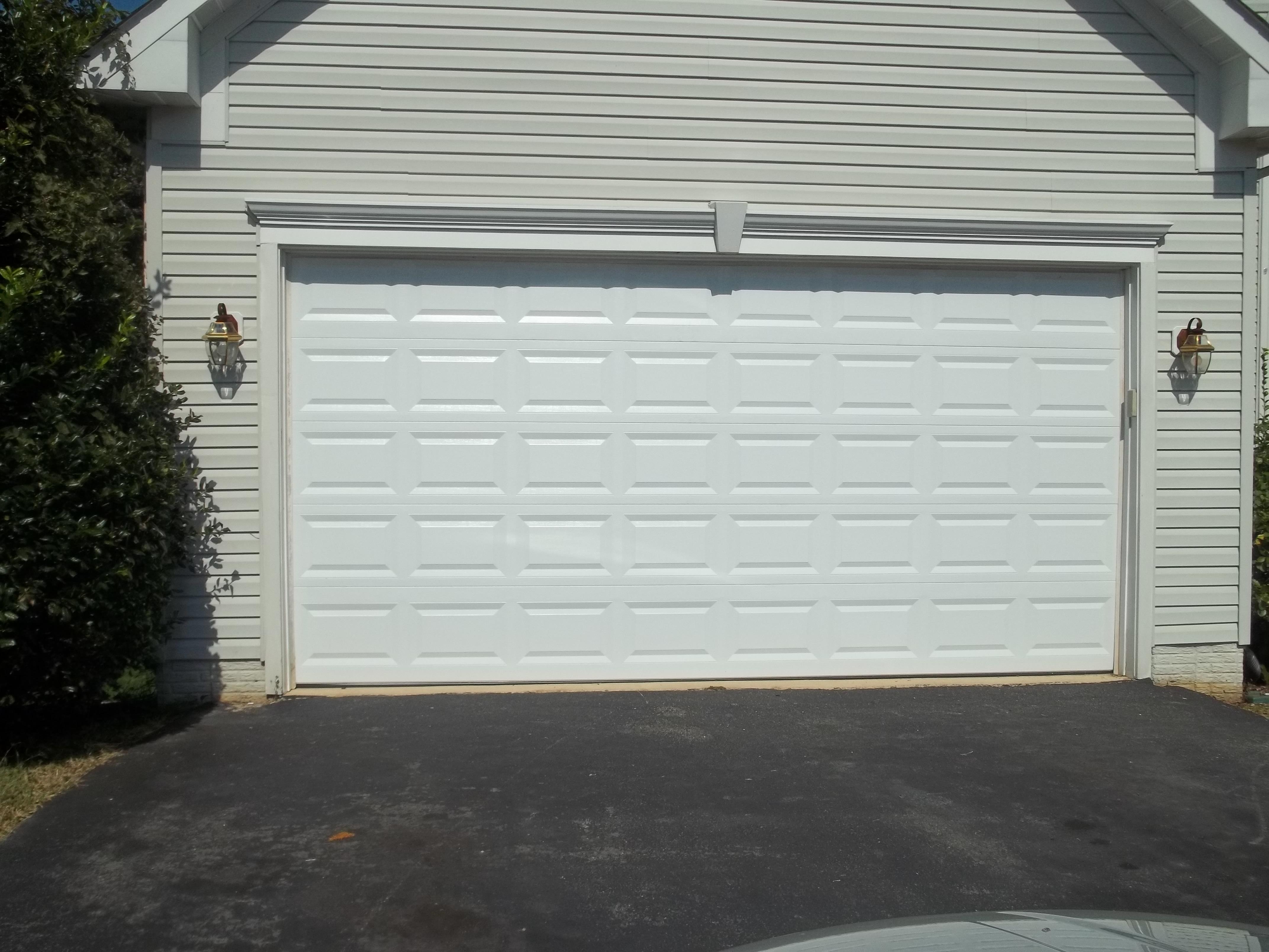 New Garage Door Germander Way Woodbridge Va 22192