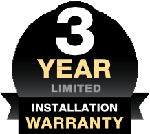 Clopay 3 Year Limited Installation Warranty
