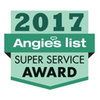 Super Service Award 2017 Angie's List