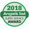 Angies List Super Service Award Recipient
